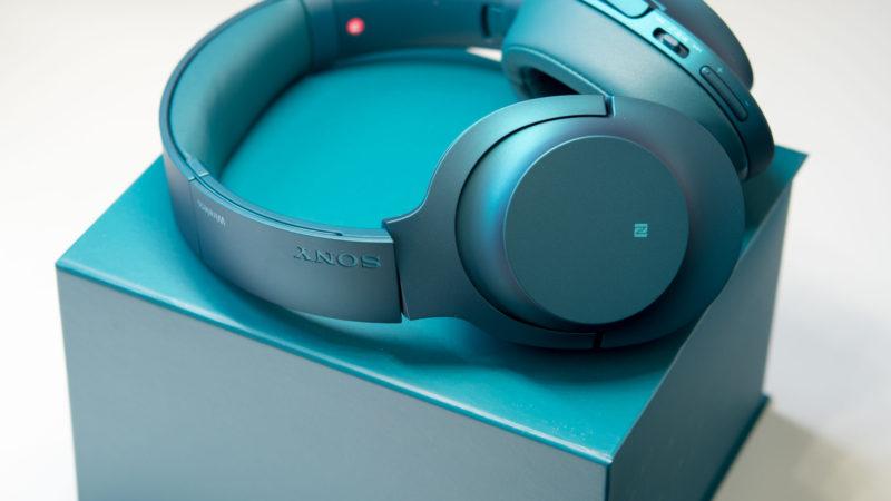 Die Sony MDR-100ABN h.ear on im Test, die besten Bluetooth Kopfhörer unter 300€!-8