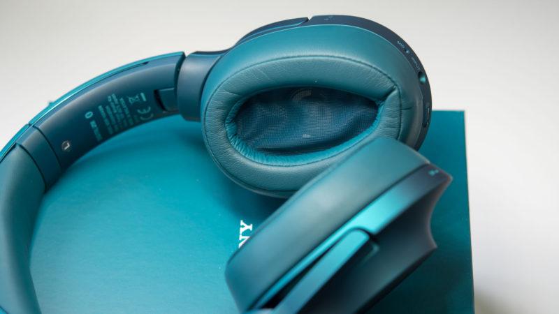 Die Sony MDR-100ABN h.ear on im Test, die besten Bluetooth Kopfhörer unter 300€!-9