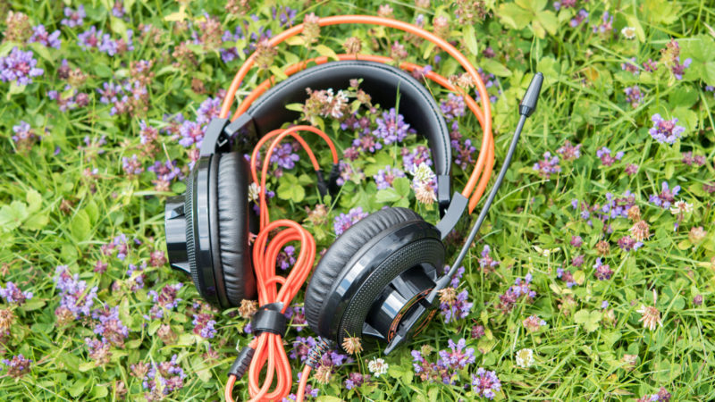 EasyAcc G2 Stereo Gaming Headset Test-7