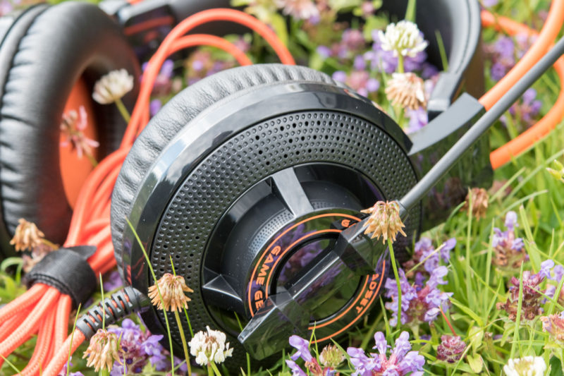 EasyAcc G2 Stereo Gaming Headset Test-8