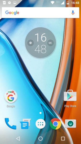 Moto G4 Software-5