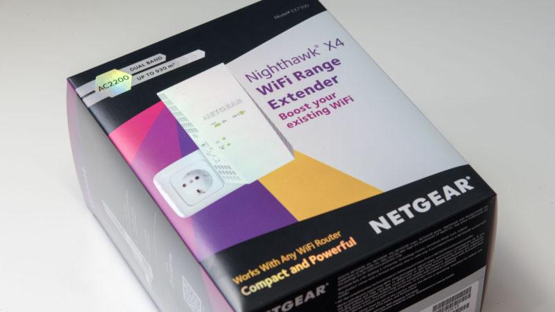 Netgear EX7300 Nighthawk X4 WiFi Range Extender-10