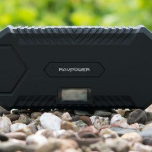 RAVPower Auto Starthilfe Powerbank mit 14000mAh im Test