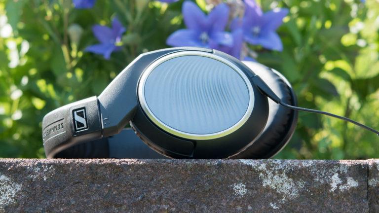Die Sennheiser HD 471 Kopfhörer im Test