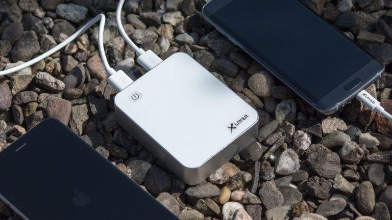 Die XLayer Powerbank X-Charger 6000 im Test