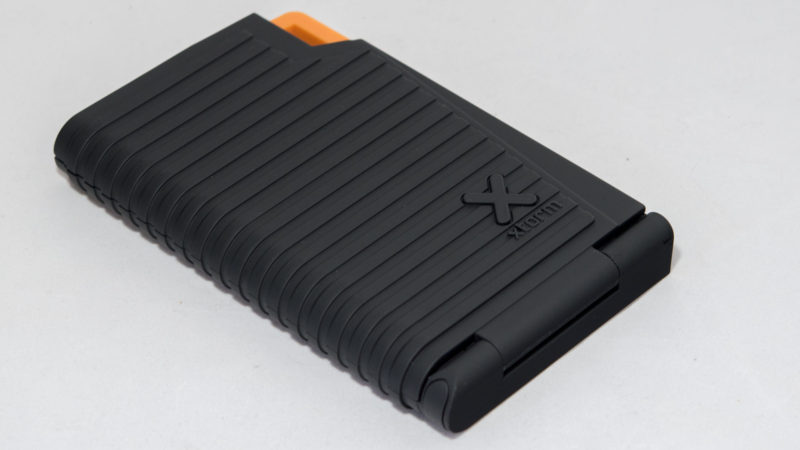 Xtrom AM121 Solar Powerbank Test-3