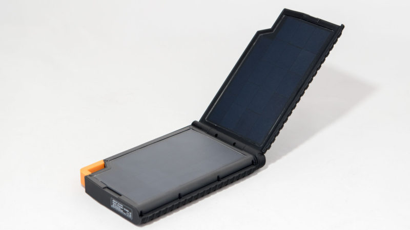 Xtrom AM121 Solar Powerbank Test-4
