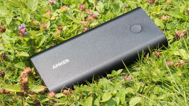Anker PowerCore+ 26800mAh Premium Externer Akku USB Ladegerät Kombo mit Qualcomm Quick Charge 3.0-11