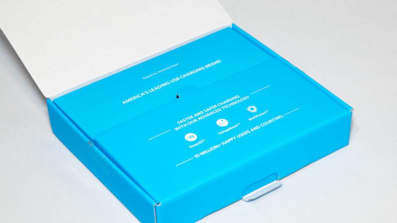 Anker PowerCore+ 26800mAh Premium Externer Akku USB Ladegerät Kombo mit Qualcomm Quick Charge 3.0-2