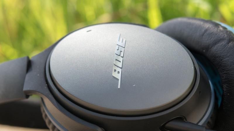 Bose QuietComfort 25 NC Headphones Test-11