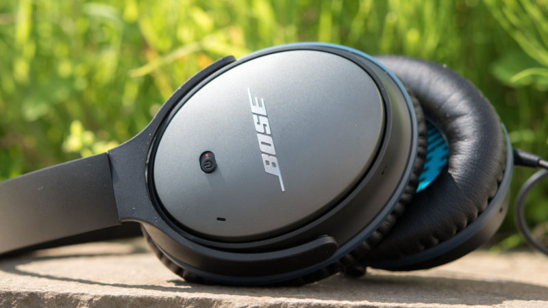 Bose QuietComfort 25 NC Headphones Test-13