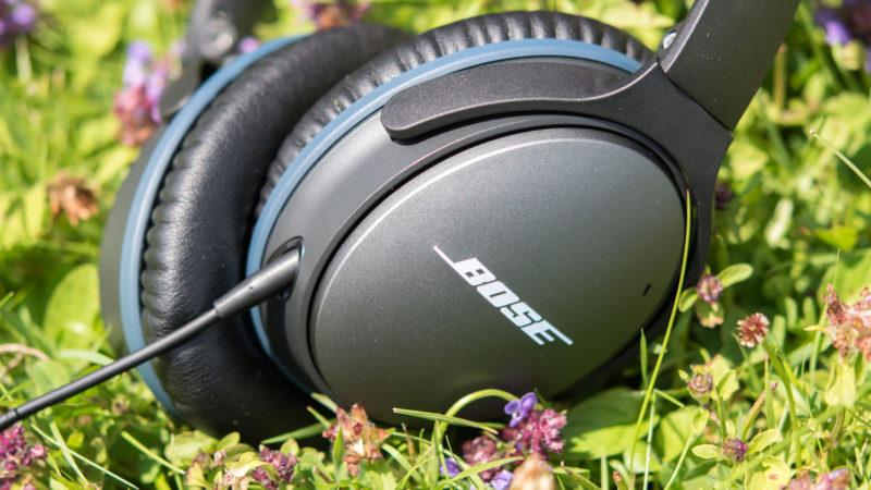 Bose QuietComfort 25 NC Headphones Test-14