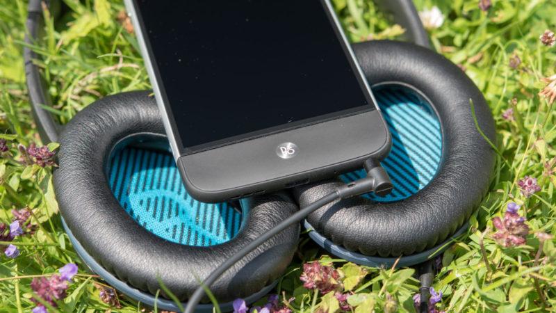 Bose QuietComfort 25 NC Headphones Test-16
