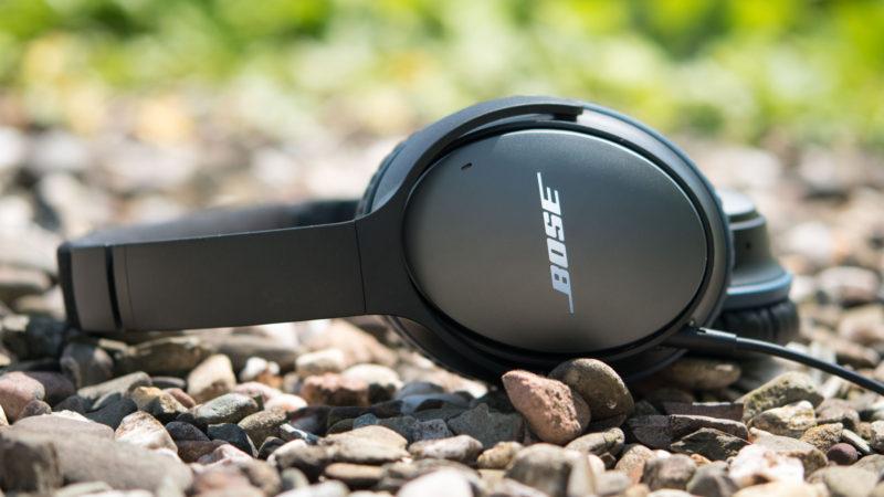 Bose QuietComfort 25 NC Headphones Test-19