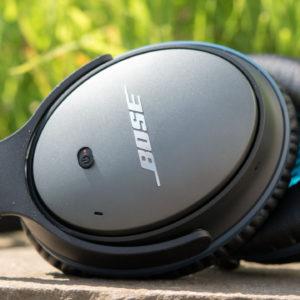 Die Bose QuietComfort 25 Kopfhörer im Test