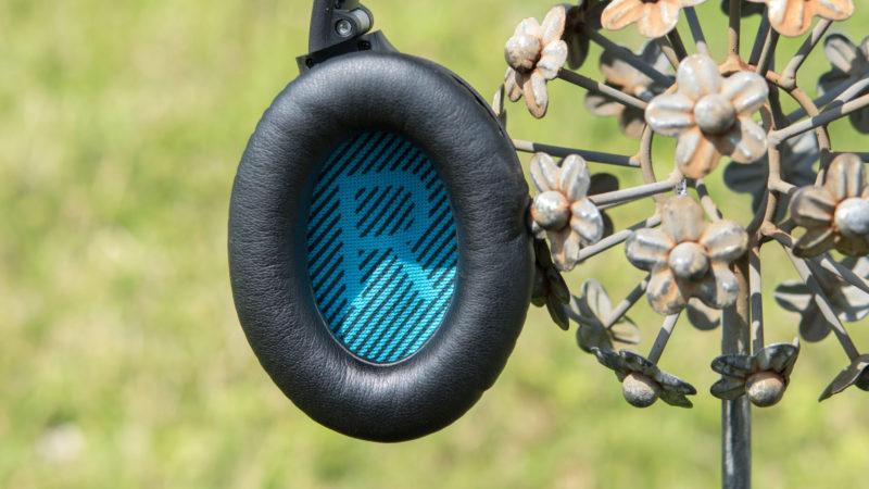 Bose QuietComfort 25 NC Headphones Test-22