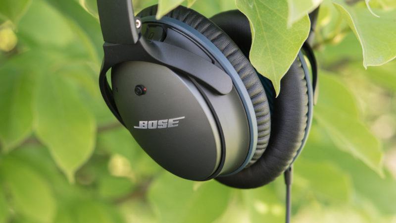 Bose QuietComfort 25 NC Headphones Test-23