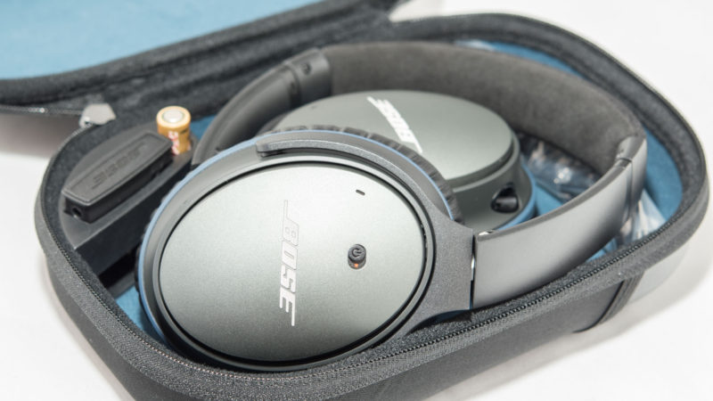 Bose QuietComfort 25 NC Headphones Test-4