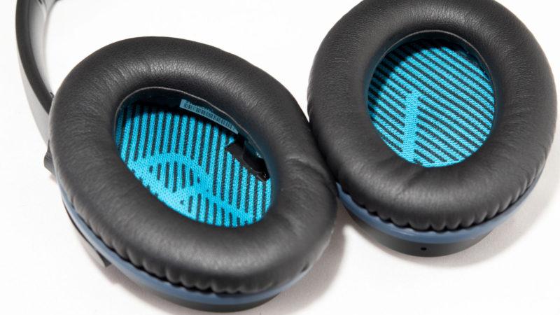 Bose QuietComfort 25 NC Headphones Test-7