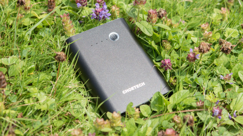 CHOETECH 10400mAh Quick Charge 3.0-11
