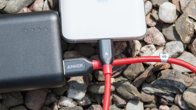 Das beste USB C Kabel, Anker PowerLine+-10