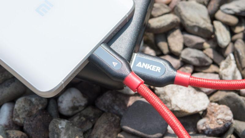 Das beste USB C Kabel, Anker PowerLine+-11