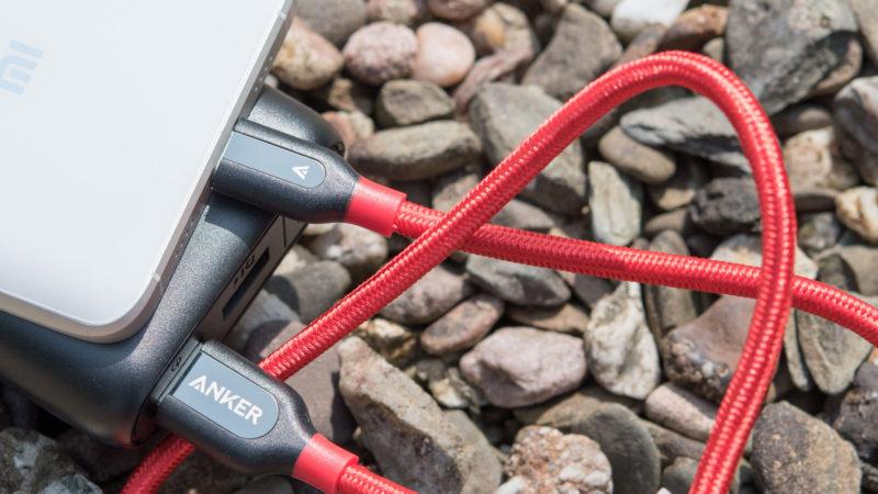 Das beste USB C Kabel, Anker PowerLine+-12