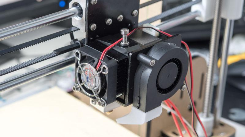 Günstiger 3D Drucker aus China, der A8 3D Printer im Test-17
