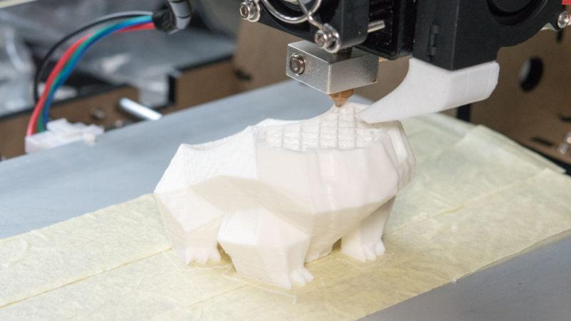 Günstiger 3D Drucker aus China, der A8 3D Printer im Test-22