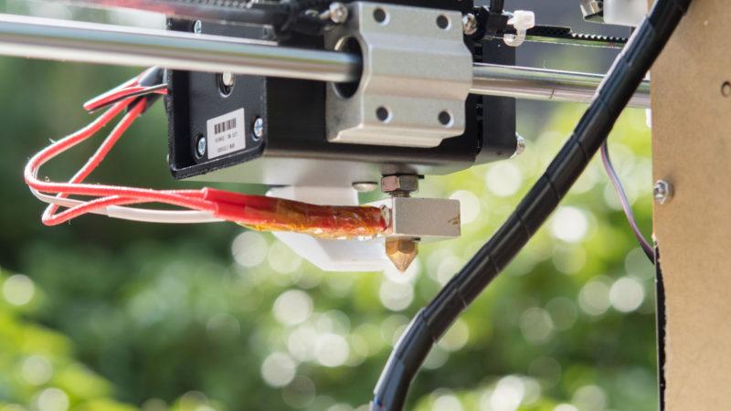 Günstiger 3D Drucker aus China, der A8 3D Printer im Test-36