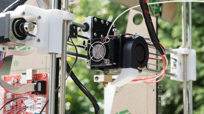 Günstiger 3D Drucker aus China, der A8 3D Printer im Test-43