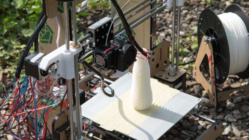 Günstiger 3D Drucker aus China, der A8 3D Printer im Test-48