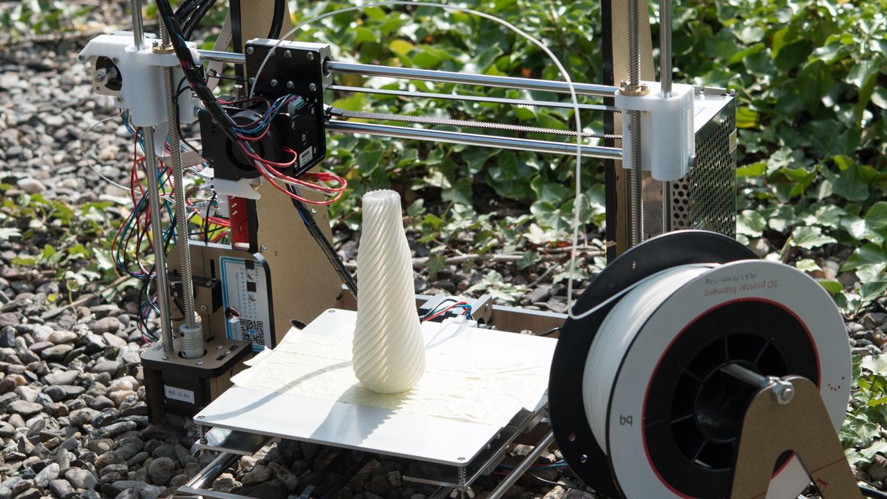 Günstiger 3D Drucker aus China, der A8 3D Printer im Test-1