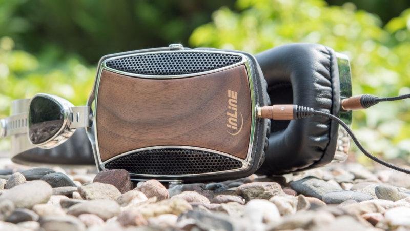 InLine Woodon ear Kopfhörer Test-22
