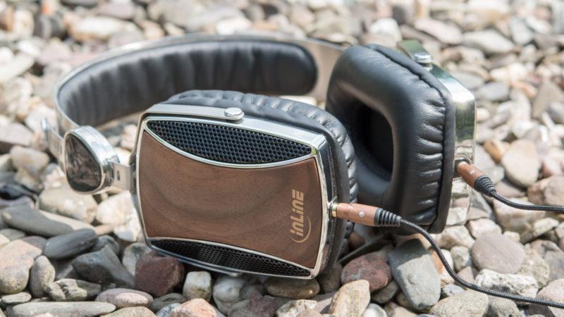 InLine Woodon ear Kopfhörer Test-23