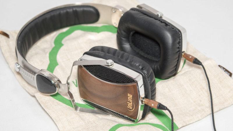 InLine Woodon ear Kopfhörer Test-3