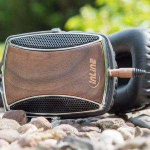 Geheim Tipp, die InLine wooden On-Ear Kopfhörer im Test