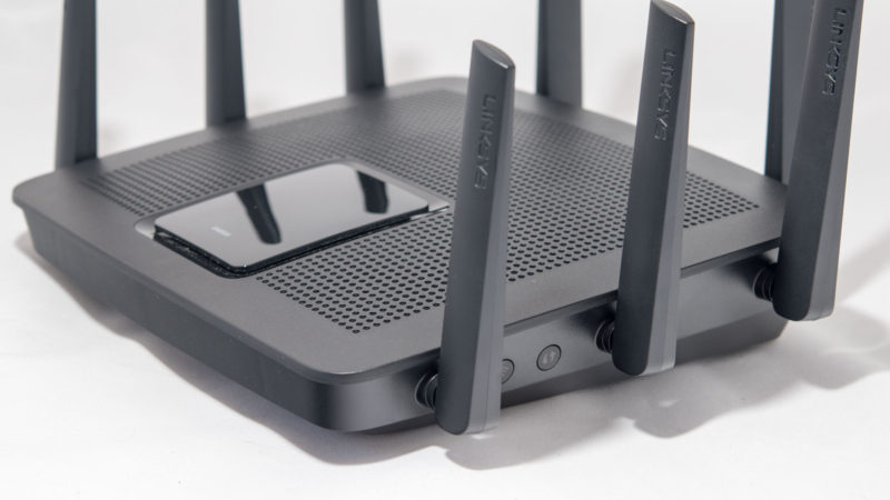 Linksys EA9500 Test-3