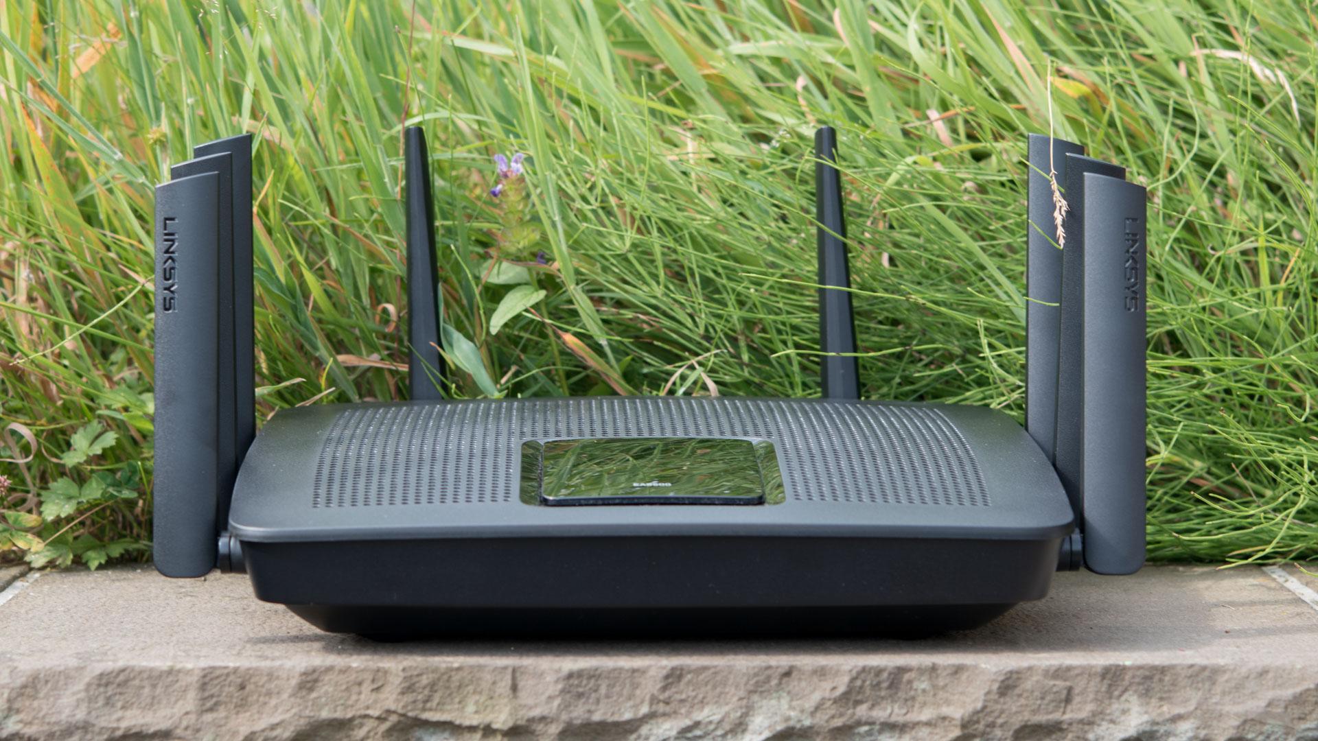 Der Monster WLAN Router von Linksys, der Linksys EA9500 im