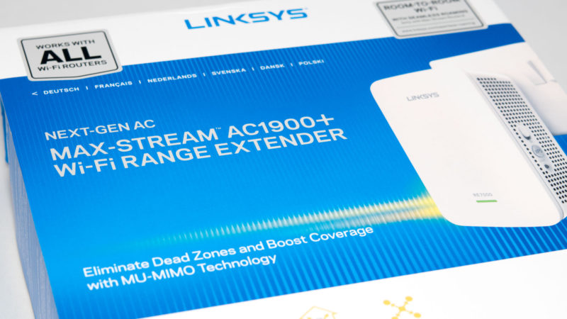 Linksys RE7000 Repeater Test-1