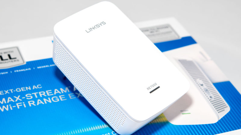 Linksys RE7000 Repeater Test-4