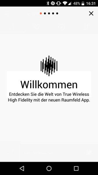 Raumfeld App-1