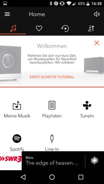Raumfeld App-20