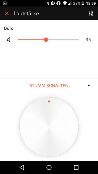 Raumfeld App-25