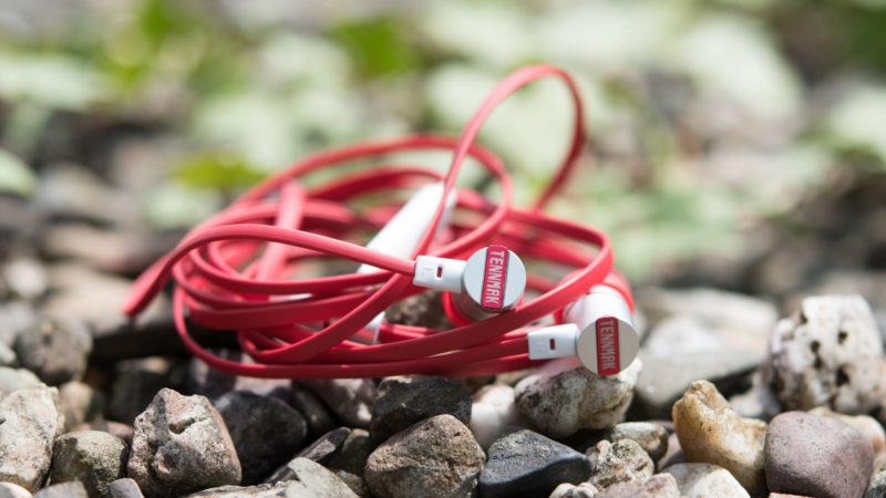Tennmak Red Ohrhörer Test-11