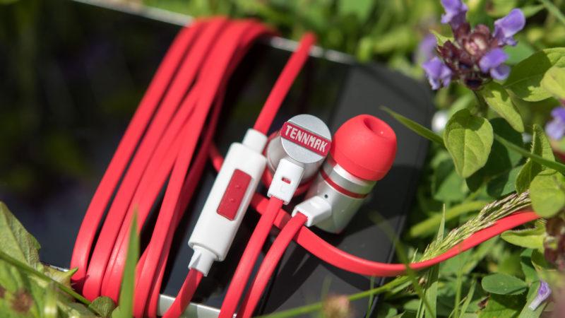 Tennmak Red Ohrhörer Test-13