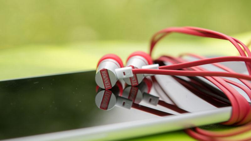 Tennmak Red Ohrhörer Test-14