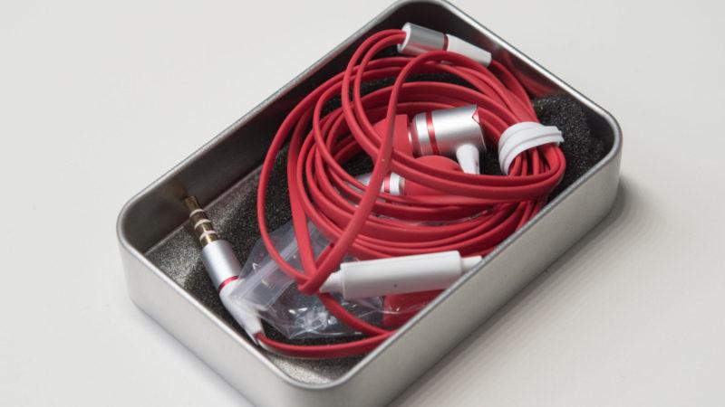 Tennmak Red Ohrhörer Test-2