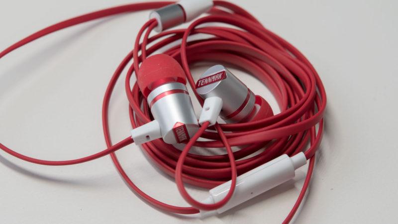 Tennmak Red Ohrhörer Test-4