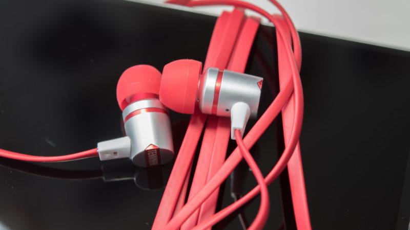 Tennmak Red Ohrhörer Test-5